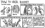 how to hair rocket(@72)